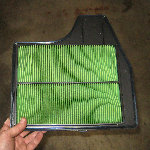2013-2015 Nissan Altima Engine Air Filter Replacement Guide