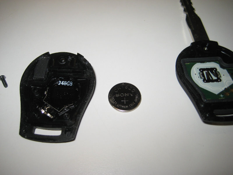 Nissan Fob Battery Replacement 2015 Nissan Key Fob New