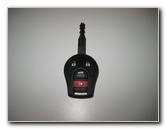 Nissan Sentra Key Fob Battery Replacement Guide - 2013 ...