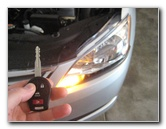2013-2015 Nissan Sentra Key Fob Battery Replacement Guide