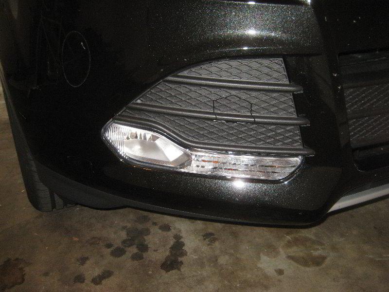 2013 2016 Ford Escape Front Turn Signal Fog Light Bulbs