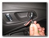 Ford escape interior door panel removal guide 2013 to - 2013 ford escape interior door handle ...