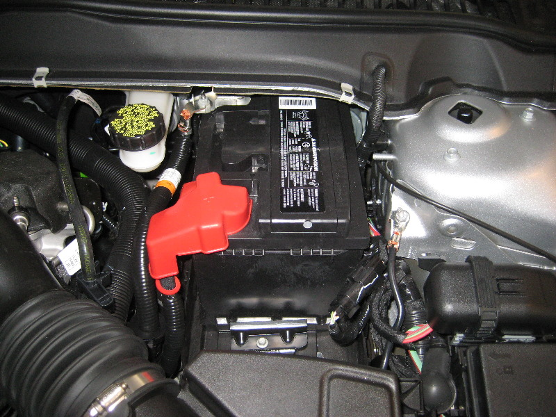 Ford Focus Car Battery Problems