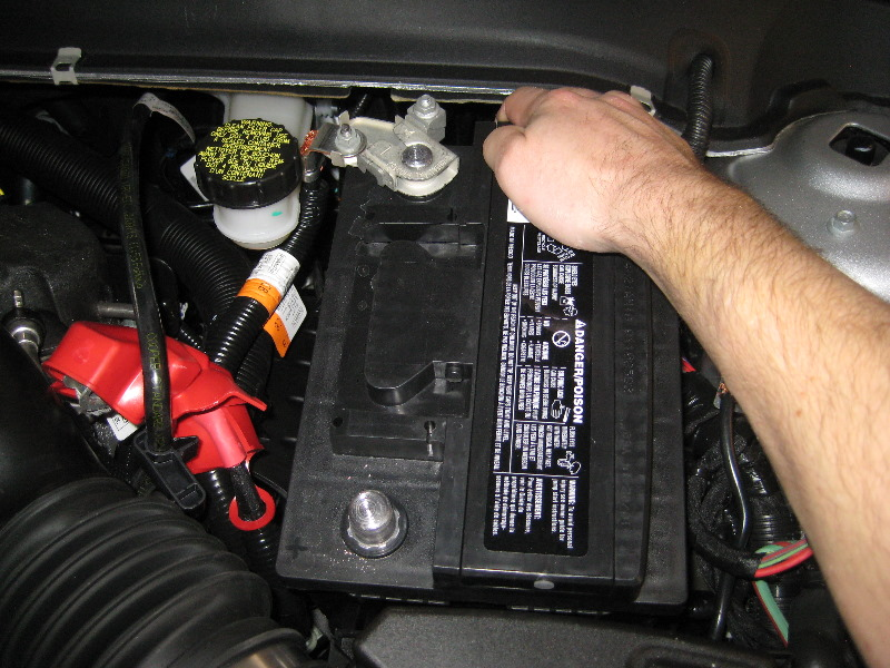 Ford Escape Battery Replacement Autos Post