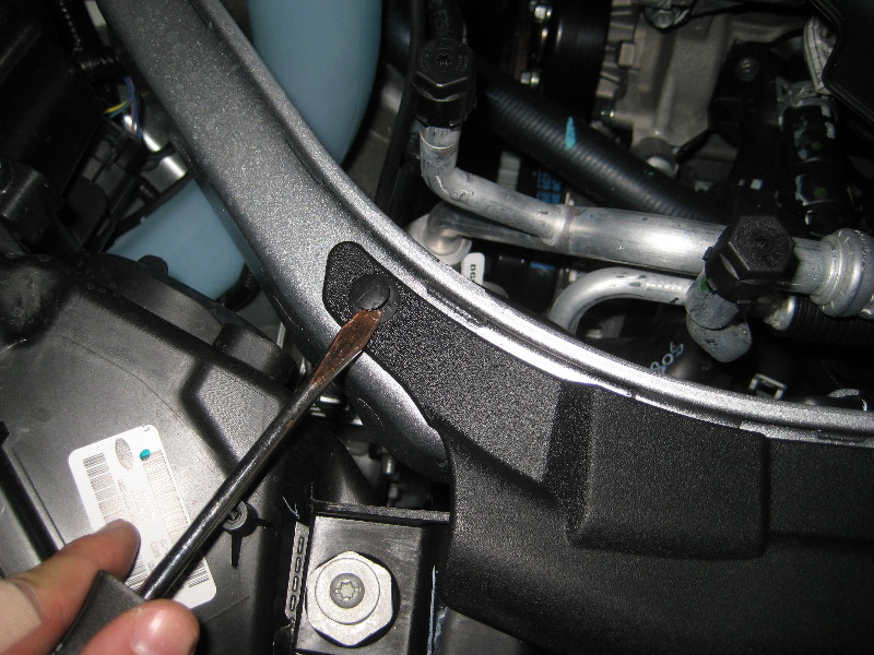 2013 Ford Taurus Headlight Replacement : Ford sedan autos post