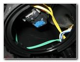 Hyundai Santa Fe Headlight Bulbs Replacement Guide - 2013 To