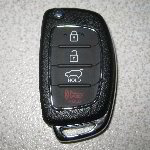 2013-2016 Hyundai Santa Fe Key Fob Battery Replacement Guide