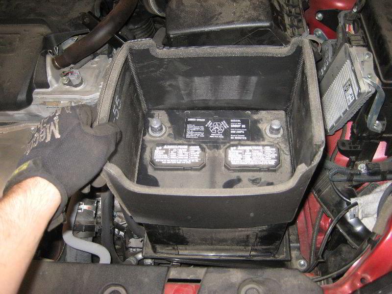 Car Battery Rav