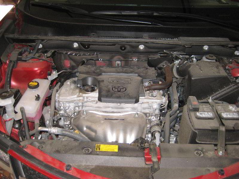 2013 2016 Toyota Rav4 2ar Fe Engine Oil Change Filter