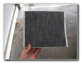 2014-2018 GM Chevrolet Impala A/C Cabin Air Filter Replacement Guide