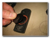 how to change battery in mazda key fob 2014