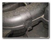 Nissan Rogue Engine Air Filter Replacement Guide 2014 To