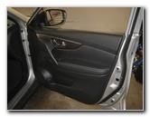 2014-2018 Nissan Rogue Plastic Interior Door Panel Removal & Speaker Upgrade Guide