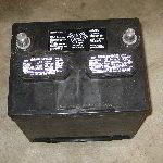 2014-2018 Toyota Corolla 12V Automotive Battery Replacement Guide