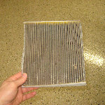 2014-2018 Toyota Highlander A/C Cabin Air Filter Replacement Guide