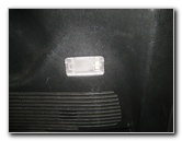 2014-2018 Toyota Highlander Cargo Area Light Bulb Replacement Guide