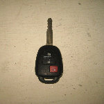 2014-2018 Toyota Highlander Key Fob Battery Replacement Guide
