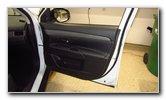 2014-2021 Mitsubishi Outlander Interior Door Panel Removal Guide