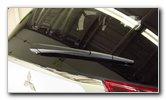 2014-2021 Mitsubishi Outlander Rear Wiper Blade Replacement Guide