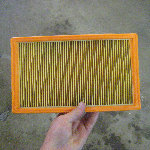 2015-2018 Nissan Murano VQ35DE 3.5L V6 Engine Air Filter Replacement Guide