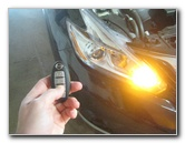 2015-2018 Nissan Murano Intelligent Key Fob Battery Replacement Guide