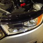 2015-2019 Ford Edge Headlight Bulbs Replacement Guide