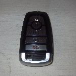 2015-2022 Ford Mustang Intelligent Access Key Fob Battery Replacement Guide