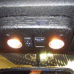 2015-2022 Ford Mustang Map / Dome Light Bulbs Replacement Guide