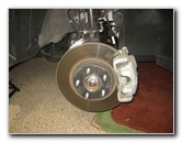 2016-2018 Hyundai Tucson Front Brake Pads Replacement Guide
