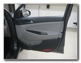 2016-2018 Hyundai Tucson Plastic Interior Door Panel Removal Guide