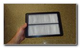 2016-2020 Kia Optima Theta 2.4L GDI I4 Engine Air Filter Replacement Guide