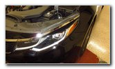 2016-2020 Kia Optima Headlight Bulbs Replacement Guide