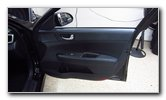 2016-2020 Kia Optima Interior Door Panel Removal Guide