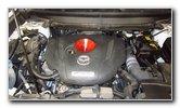 2016-2021 Mazda CX-9 Engine Oil Change Guide