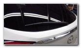 2016-2021 Mazda CX-9 Rear Wiper Blade Replacement Guide