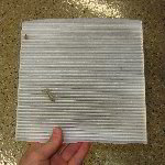 2016-2021 Toyota Tacoma A/C Cabin Air Filter Replacement Guide