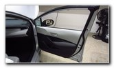 2020 Toyota Corolla Interior Door Panel Removal Guide