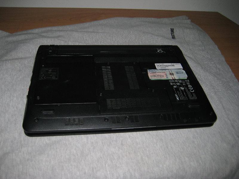 Acer Aspire As1410 Ram Memory Upgrade Guide 002