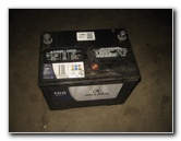 2001-2006 Acura MDX 12V Automotive Battery Replacement Guide