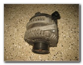 2001-2006 Acura MDX Alternator Replacement Guide