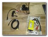 2001-2006 Acura MDX Blitzsafe AUX Audio Input Adapter Installation Guide