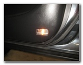 2001-2006 Acura MDX Courtesy Step Light Bulb Replacement Guide