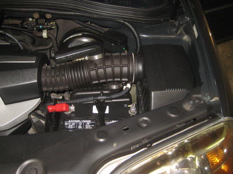 AcuraMDXEngineAirFilterReplacementGuide - Acura mdx air filter