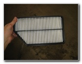 2001-2006 Acura MDX 3.5L V6 Engine Air Filter Replacement Guide