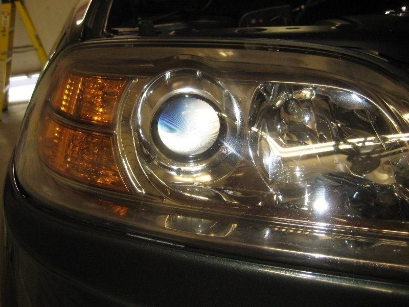 Acura Mdx Headlight Bulbs Replacement Guide