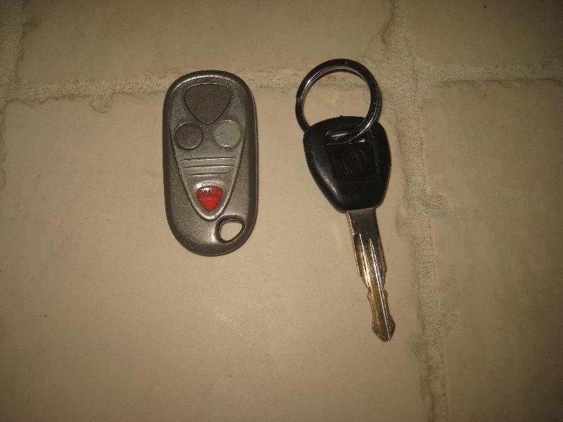 AcuraMDXKeyFobBatteryReplacementGuide - Acura replacement key