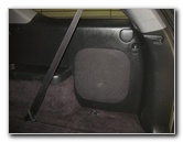 2001-2006 Acura MDX Subwoofer Speaker Replacement Guide