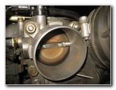 2001-2006 Acura MDX Throttle Body Cleaning Guide