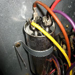 Air Conditioning Capacitor Replacement