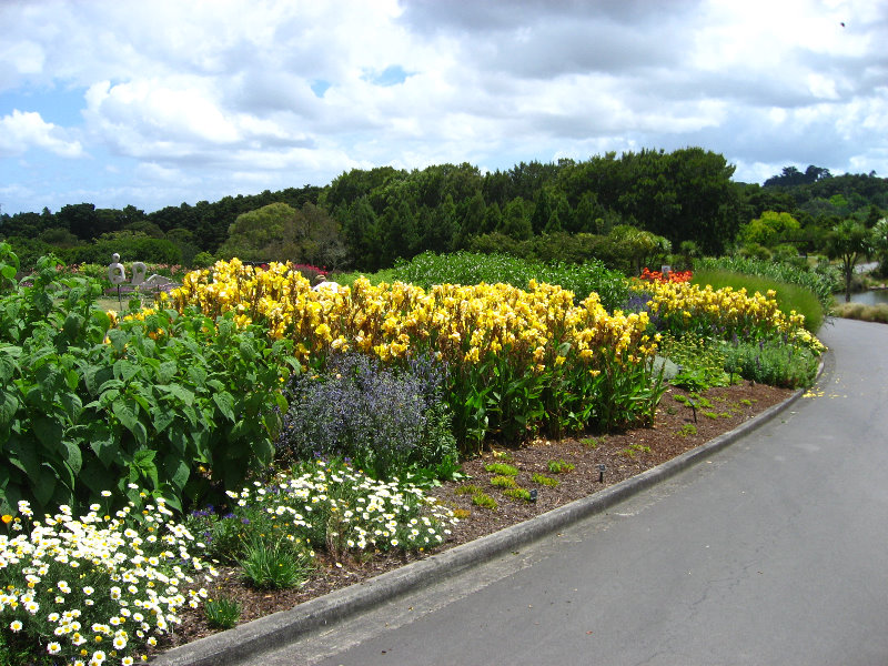 Auckland Botanic Gardens Manukau North Island New Zealand 014